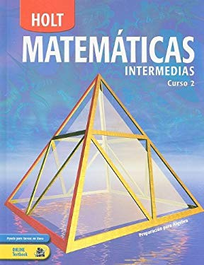 Holt Matematicas Intermedias, Curso 2