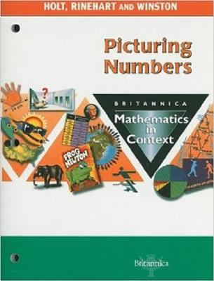 Holt Math in Context: Picturing Numbers Grade 6