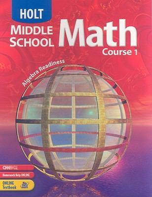 Holt Middle School Math, Course 1