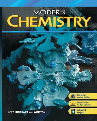 Holt Modern Chemistry: Student One Stop CD-ROM with Interactive Online Edition 6-Year Bundle 2009