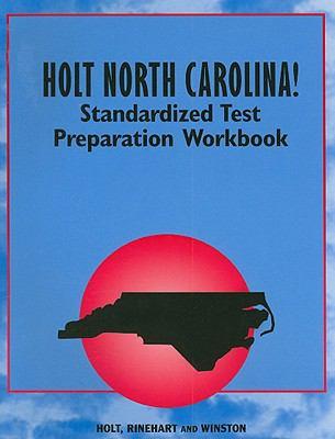 Holt North Carolina! Standardized Test Preparation Workbook