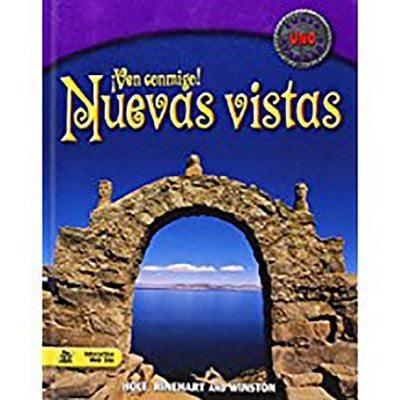 Holt Nuevas Vistas: Student Edition Course 1 2003