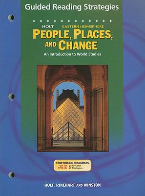 Holt People, Places, and Change Eastern Hemisphere Guided Reading Strategies