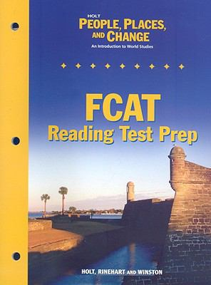 Holt People, Places, and Change FCAT Reading Test Prep