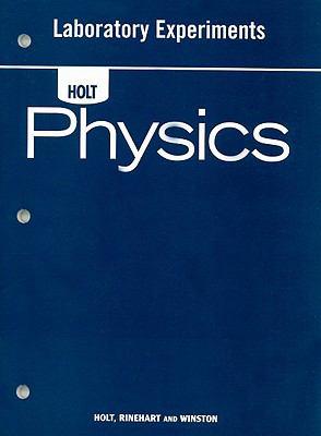 Holt Physics Laboratory Experiments