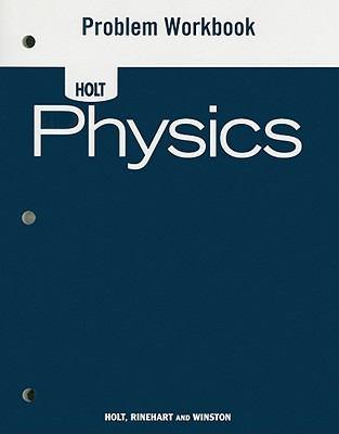 Holt Physics Problem Workbook