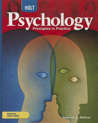 Holt Psychology: Student Edition Grades 9-12 2007