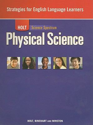 Holt Science Spectrum Physical Science Strategies for English Language Learners