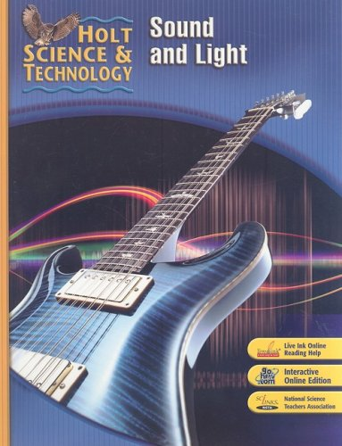 Holt Science & Technolgy Sound and Light