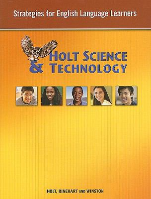 Holt Science & Technology: Strategies for English Language Learners