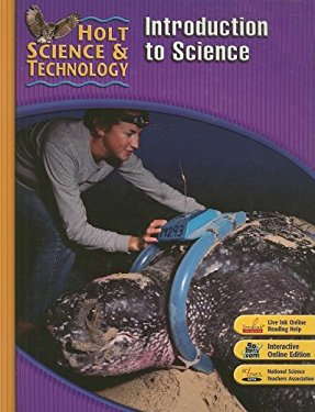 Holt Science & Technology Introduction to Science