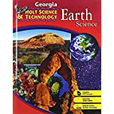 Holt Science & Technology: Life, Earth, and Physical Georgia
