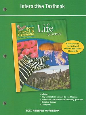 Holt Science & Technology Life Science Interactive Textbook