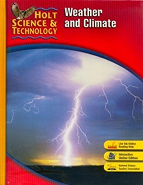 Holt Science & Technology: Weather and Climate: Short Course I