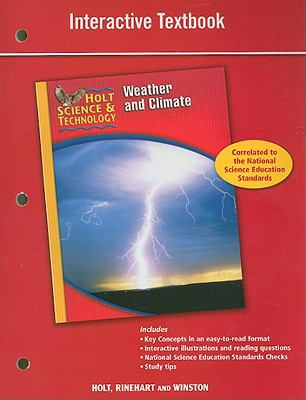Holt Science & Technology Weather and Climate Interactive Textbook