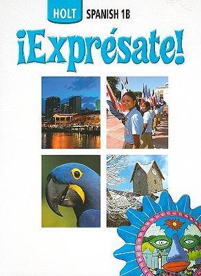 Holt Spanish 1B, Expresate!