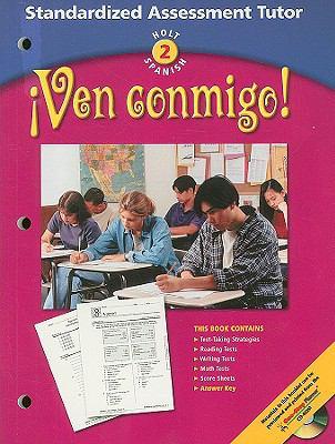 Holt Spanish 2: Ven Conmigo! Standardized Assessment Tutor