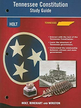 Holt Tennessee Constitution Study Guide