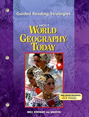 Holt World Geography Today Guided Reading Strategies