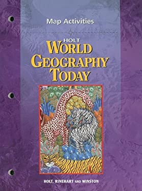 Holt World Geography Today Map Activities