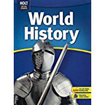 Holt World History: Student Edition Grades 6-8 2008
