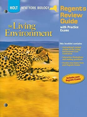 Hot New York Biology: The Living Environment: Regents Review Guide with Practice Exams