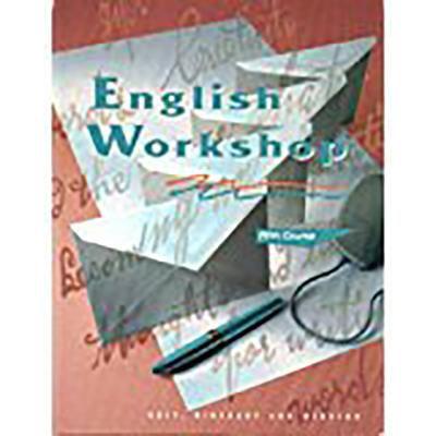 Hrw English Workshop: Student Edition Grade 11