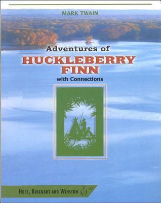 Hrw Library: Adv of Huckleberry Finn W/Conn