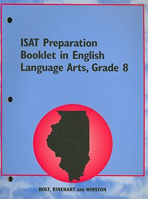 ISAT Preparation Booklet in English Language Arts: Grade 8