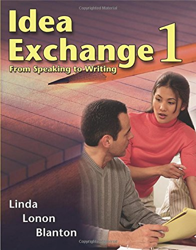 Idea Exchange 1: From Speaking to Writing