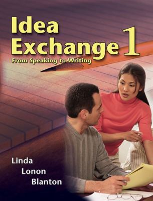 Idea Exchange 2: From Speaking to Writing