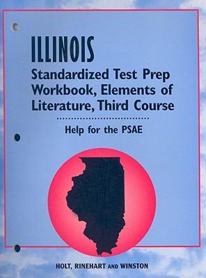 Illinois Elements of Literature Standardized Test Prep, Third Course