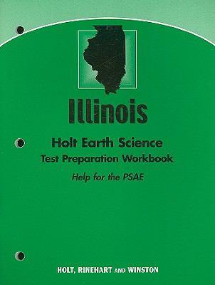 Illinois Holt Earth Science Test Preparation Workbook