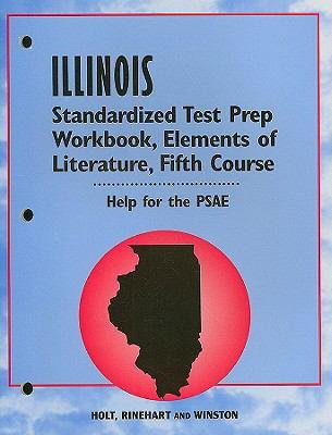Illinois Standardized Test Prep Workbook, Fifth Course