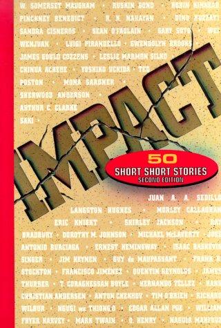 Impact: 50 Short Short Stories 9780030086236