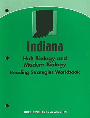 Indiana Holt Biology and Modern Biology Reading Strategies Workbook
