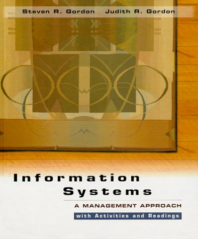 Information Systems: Management Approach
