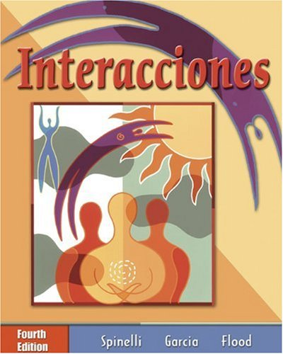 Interacciones [With CD (Audio)] 9780030339561