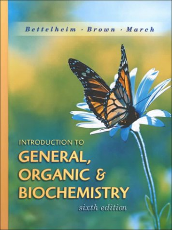Introduction to General, Organic, and Biochemistry [With CDROM]