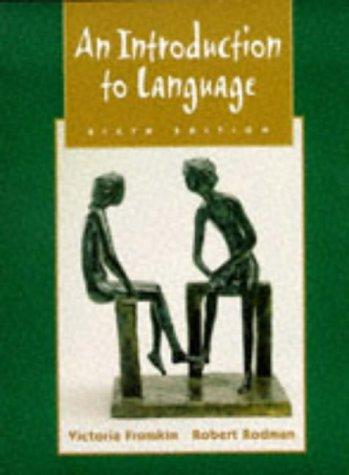 Introduction to Language