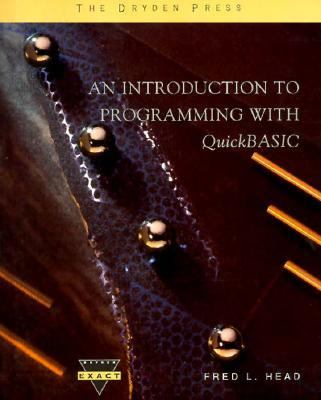 Introduction to Programming with Quick Basic 3.5