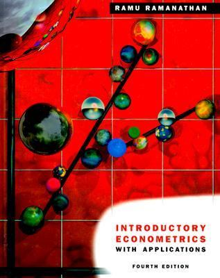 Introductory Econometrics with Applications 9780030246166