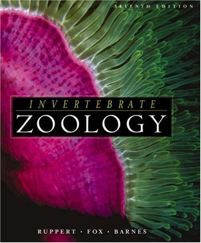 Invertebrate Zoology: A Functional Evolutionary Approach - 7th Edition