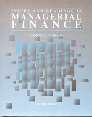 Issues & Readings in Managerial Finance
