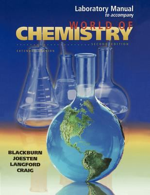 Lab Manual for the World of Chemistry