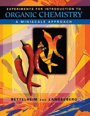 Laboratory Experiments for Introductory Organic Chemistry