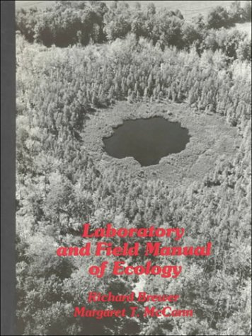 Laboratory & Field Manual of Ecology