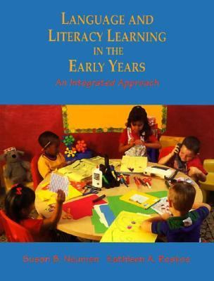 Language and Literature in Early Years 9780030768460
