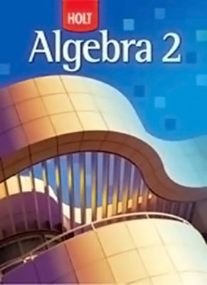 Lesn Ohts Vol 1-4 Algebra 2 2007