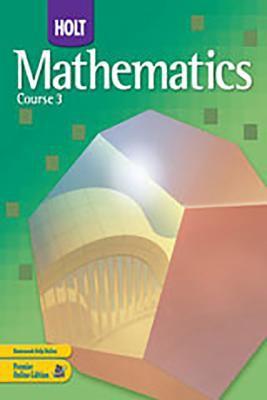 Lesson Ohts VL 1-2 Holt Math CS 3 2007